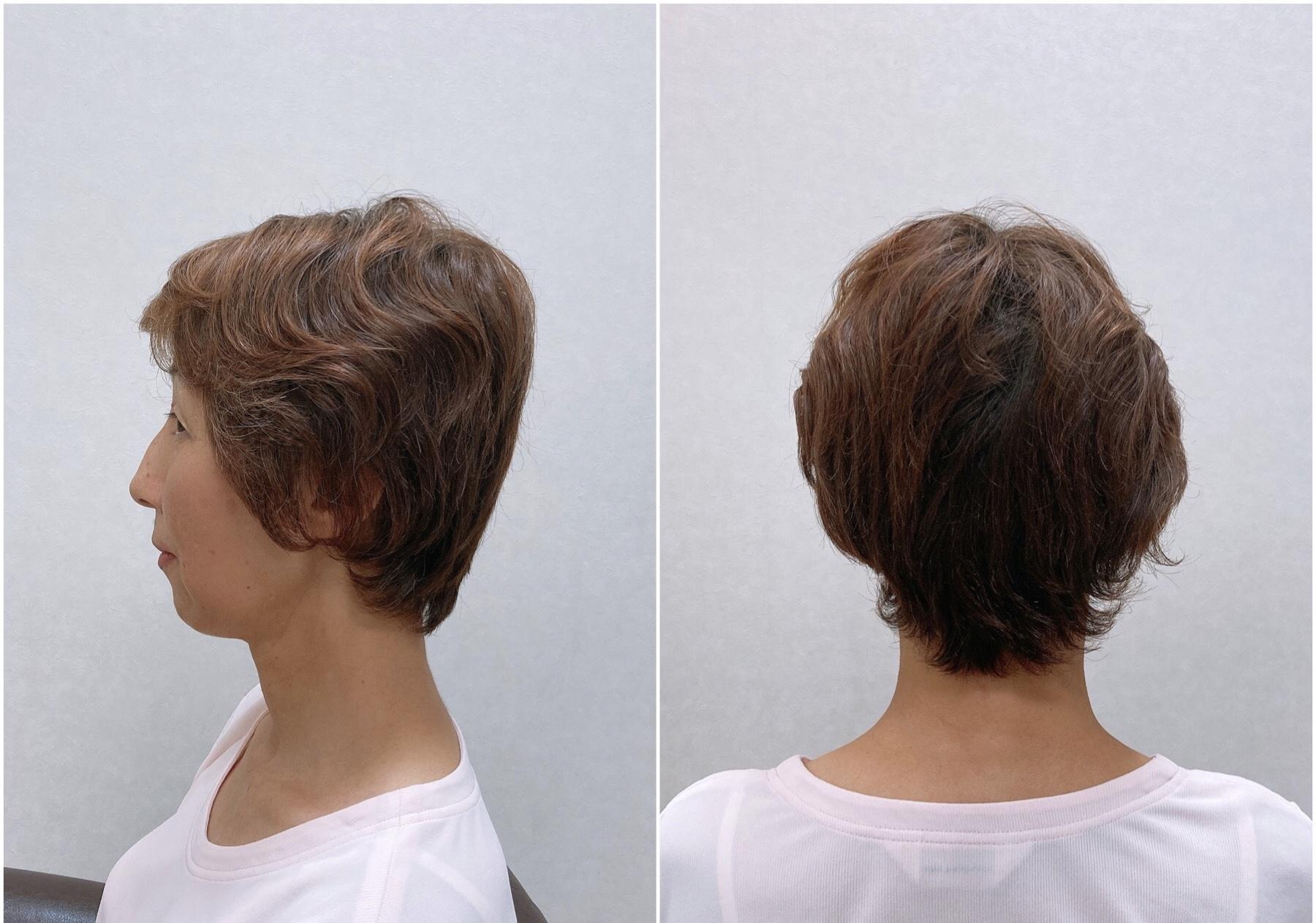 大人女性のするべきヘアスタイル